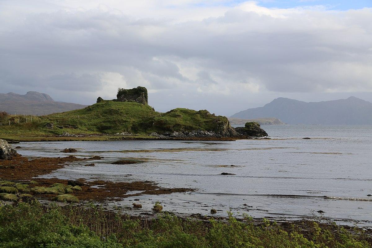 knock castle isle of skye wikipedia. Black Bedroom Furniture Sets. Home Design Ideas