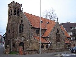 Knokke - St. George's Anglican Church 1.jpg
