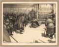 Knud den Store ydmyger sig for Vederlaget - Louis Moe (17016).tif