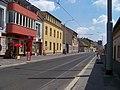 Kobylisy, Trojská, zastávka Hercovka.jpg