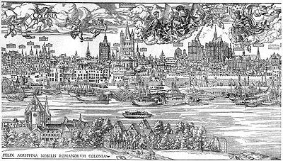 Plan Ville Seville