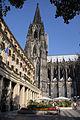 Koeln Altstadt Nord Kölner Dom Domkloster 4 Seitenansicht Denkmalnummer 911.jpg