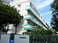 Kokubunji city Daini Junior High School.jpg