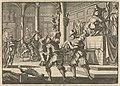 Koning Frederik van Bohemen laat de beelden uit de Slotkerk te Praag verwijderen, 1619, RP-P-1896-A-19368-1430.jpg