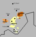 Kordofan-languages 02.png