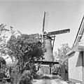 """Korenmolen """"Nooit Gedacht"""", exterieur vanuit het westen, molen in verval - 's-Heer Arendskerke - 20105569 - RCE.jpg"""