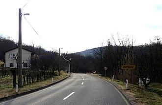 Kortine - Image: Kortine Slovenia