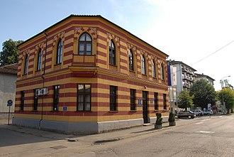 Kostajnica, Bosnia and Herzegovina - Image: Kostajnica municipality