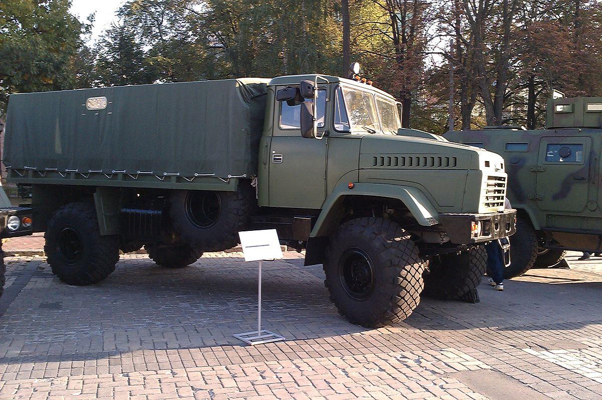 kraz-5233