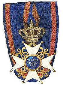 Kruis van een Ridder in de Orde van de Nederlandse Leeuw.jpg