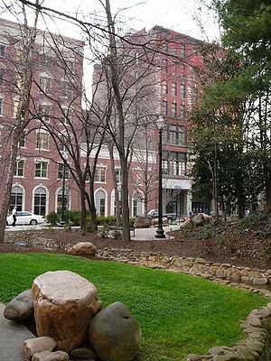 Krutch Park, Knoxville, TN