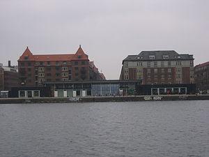 Havneparken - Islands Brygge Cultural Centre