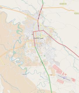 City in Kunduz Province, Afghanistan