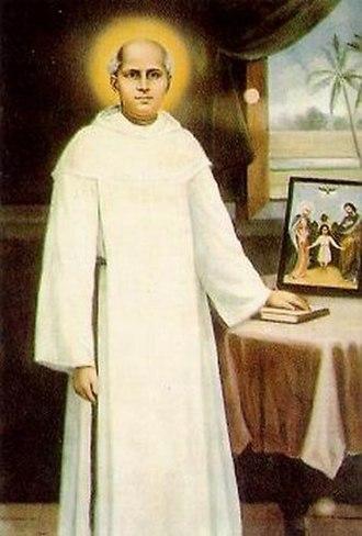 Kuriakose Elias Chavara - St Kuriakose Elias Chavara of Holy Family