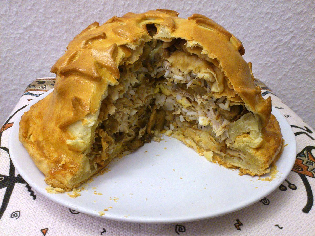 Роль пирогов в русской кухне