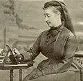 L'impératrice Eugénie en deuil 1873.jpg