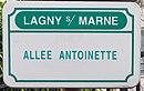 L1529 - Plaque de rue - Allée Antoinette.jpg
