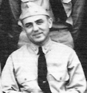 Max Leslie - Maxwell F. Leslie in April 1942