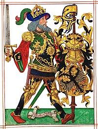 LDAM (f. 003v) Julio Cesar, Imperador