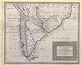 LE PARAGUAYR. LE CHILI. LA TERRE, et LES ISLES MAGELLANICQUES - Nicolas Sanson, 1656 - BL Maps K.Top.124.17 (BLL01018640919).jpg