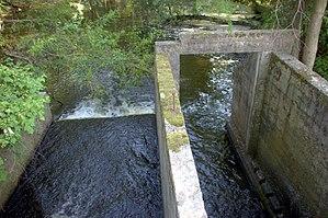 Chipman's Mill - Spillway