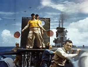 LSO on USS Wasp (CV-7) ca 1941.jpg