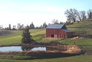 El Dorado County scene