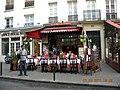 La Maison de Verlaine, Rue Decartes, Paris.JPG