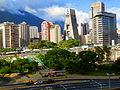 La Previsora, Torre Domus, y el panorama urbano de Caracas.jpg