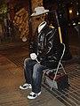 La Rambla , artista di strada 3 - panoramio.jpg