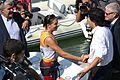 La Rochelle fête le retour des athlètes charentais-maritimes des Jeux Olympiques d'été de Rio de Janeiro 2016 (30).JPG