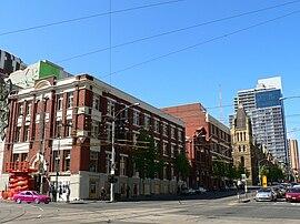 La Trobe Street Melbourne Wikipedia - Where is latrobe