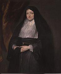 Portrait of Isabel Clara Eugenia as a nun