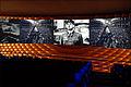 La salle multi-écrans de lHistorial Charles de Gaulle (Paris) (4152459224).jpg