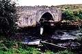 Lackagh Bridge - On R245 near Doe Castle - geograph.org.uk - 1326555.jpg
