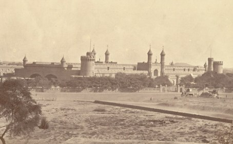 Lahore railway station1880s