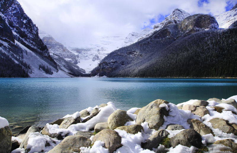 File:Lake Louis, Banff National Park, Canadian Rockies.png