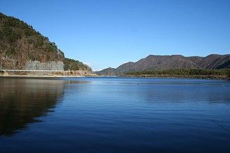 Saiko Lake - Image: Lake Sai West End