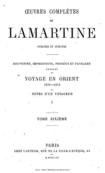 File:Lamartine - Œuvres complètes de Lamartine, tome 6.djvu