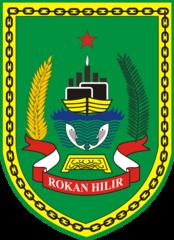File Lambang Kabupaten Rokan Hilir Png Wikipedia