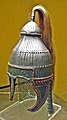 Lamellar helmet from Niederstotzingen (reconstruction).jpg