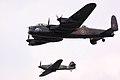 Lancaster & Hurricane - RIAT 2009 (3752409235).jpg