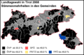 Landtagswahl in Tirol 2008 Gemeinden.png