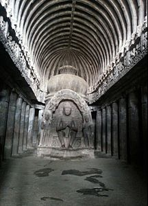 Large Buddha statue in Ellora Cave 10.jpeg