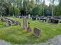 Lassila church cemetery, August 2020.jpg