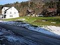 Laubendorf Gemeinde Millstatt Frühchristliche Kirche zugeschüttet 2012.JPG