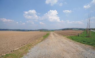 Lusatian Highlands - Sohland an der Spree in the Lusatian Highlands
