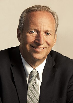Lawrence Summers - Image: Lawrence Summers 2012