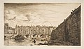 Le Pont-au-Change, vers 1784 (Pont-au-Change, Paris, circa 1784, after Nicolle) MET DP813230.jpg