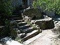 Le Thoronet Abbaye Jardin Fontaine - panoramio (1).jpg